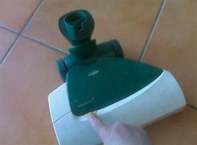 Folletto vorwerk eb 350 51 battiscopa battimaterasso - Aspirapolvere migliore del folletto ...