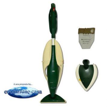 folletto vorwerk vk 130/131+ Pulilux lucidatrice PL 515