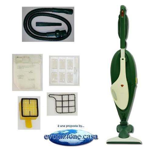 Stock ed outlet folletti vorwerk usati a prezzi bassi for Scopa folletto prezzo