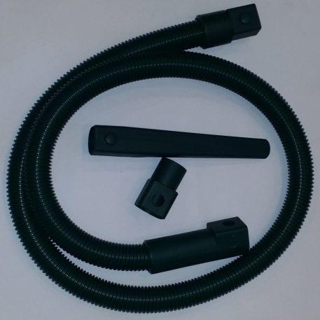 Tubo flessibile + adattatore per innesto a folletto VK 116/117 con lancia per aspirazione angoli