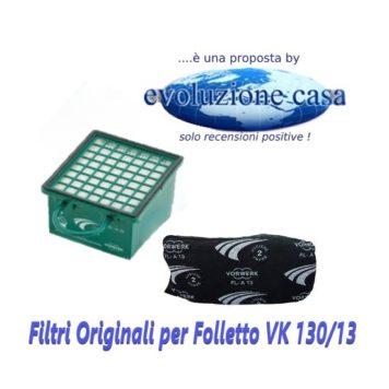 Filtri originali per VK 130-131